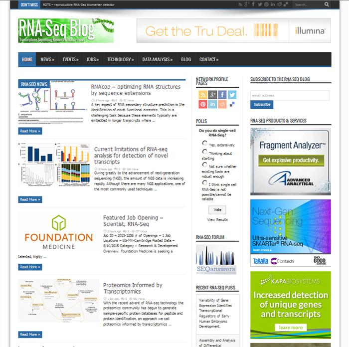 RNA-Seq Blog