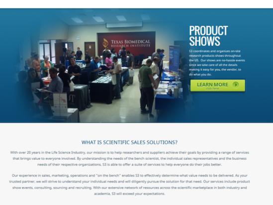 Scientific Sales Solutions